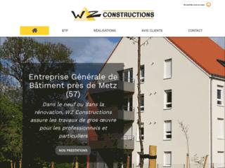 WZ Constructions à Semécourt