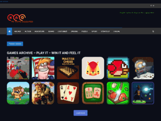 Website's thumnail : Free Mini Online Games For Kids