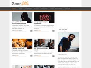 La technologie par Xenon