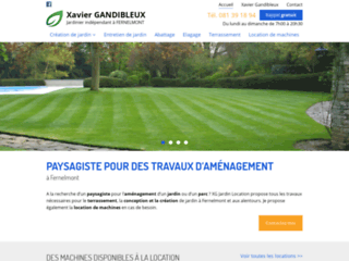 Entretien de jardin à Namur