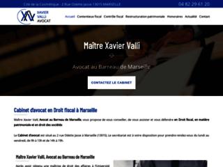 Détails : Me Xavier Valli, avocat en droit des sociétés à Marseille