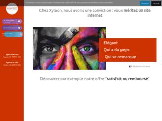 Détails : Création de site internet sur mesure - Xyloon, site internet sur mesure - boutique en ligne  | Xyloon, site internet sur mesure - boutique en ligne