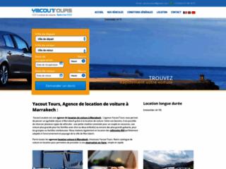 Détails : Location de voitures à Marrakech