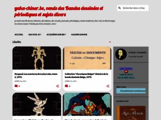 Bandes dessinées et périodiques et sujets divers