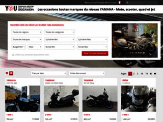Yamaha-occasion.com