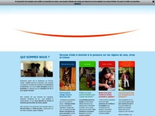 Détails : Services et aides à domicile, Nord Pas de Calais