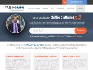 creation site web maroc