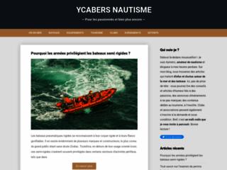 ycabers.fr : des informations et actualités liées au nautisme