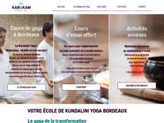 Karakam: votre centre de yoga à Bordeaux