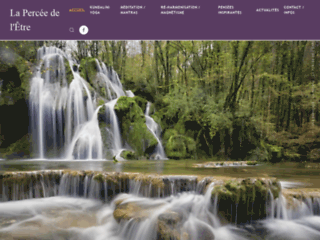 La Percée De l'Être : école professionnelle de yoga à Bordeaux