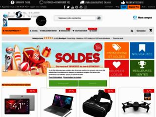 Détails : Achat de produit high tech, camera sport, espion, traceur - Yonis Shop
