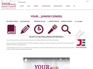 YOUR...la Junior-Entreprise de l'ISC Paris