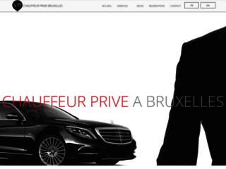 Détails : Chauffeur prive Bruxelles Location voiture avec chauffeur Belgique Europe