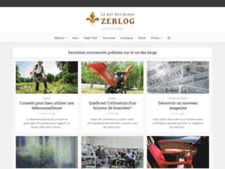 Détails : Profiter d' un portail de communication pour augmenter la notoriété de son site