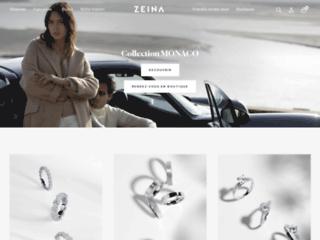 Détails : Acheter une alliance mariage sur Zeina