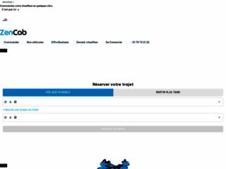 Détails : ZenCab : réservation de taxi moto, de taxi-scooters et de VTC