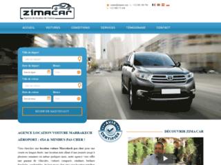 Détails : Location voiture Marrakech