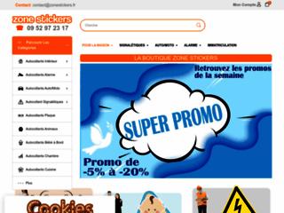 Détails : Stickers adhésifs muraux de décoration - Zone-Stickers