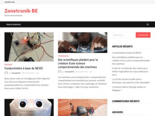 Zonetronik Electronique Belgique