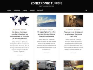 Zonetronik Tunisie