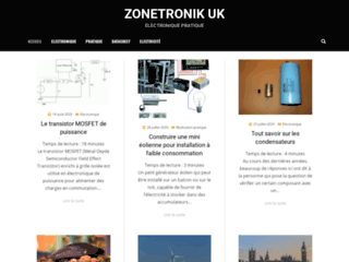 Détails : Zonetronik Electronique UK