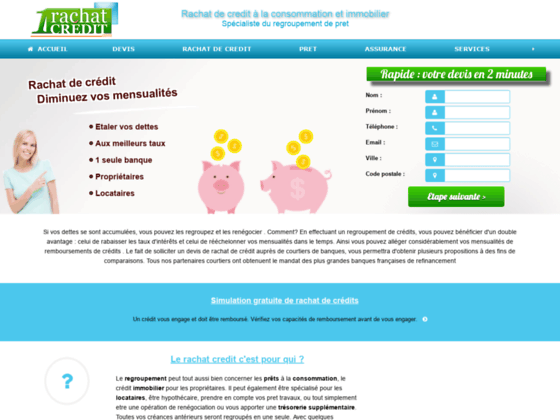 Refinancement