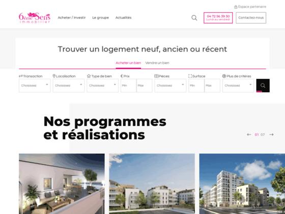 Agence immobilière Lyon - 6ème sens immobilier