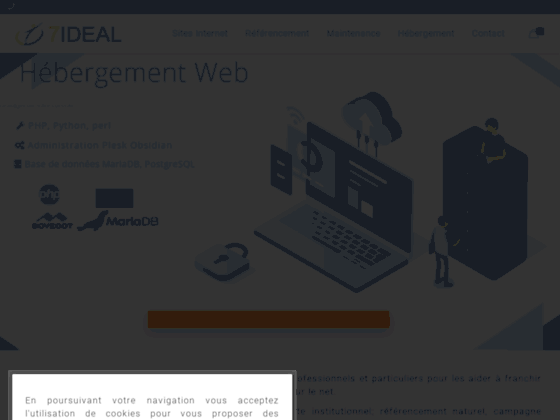 Groupe 7IDEAL, Agence web