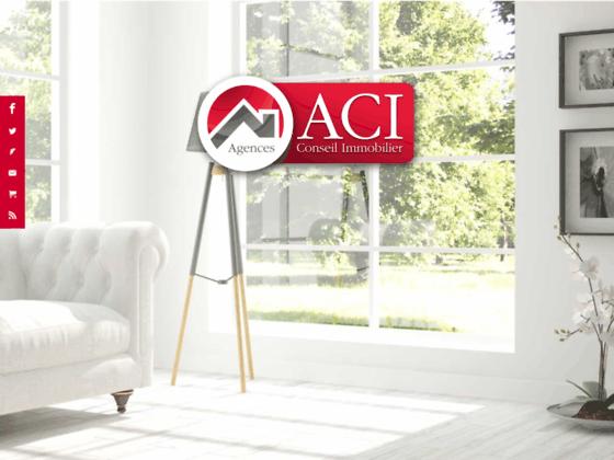 ACI Immobilier sur Val d'Oise