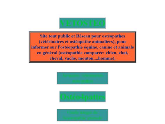 Photo image Association des veterinaires acupuncteurs de France, Osteopathie medecines energetiques (AVAF-OME)
