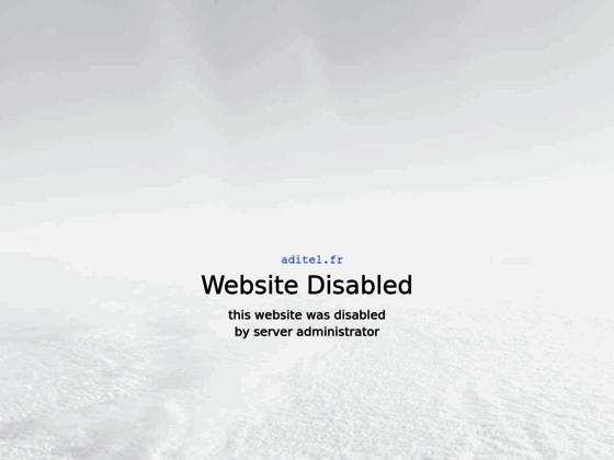Aditel, agence de communication web