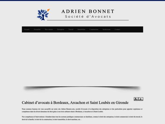 Adrien Bonnet