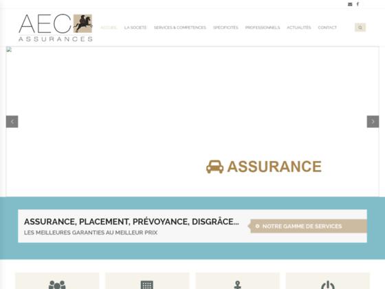 AEC Assurance pour commerce