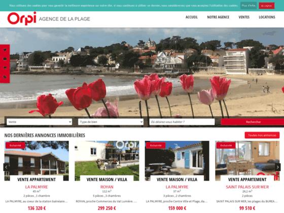 Vente et achat de maison sur Saint Palais sur Mer