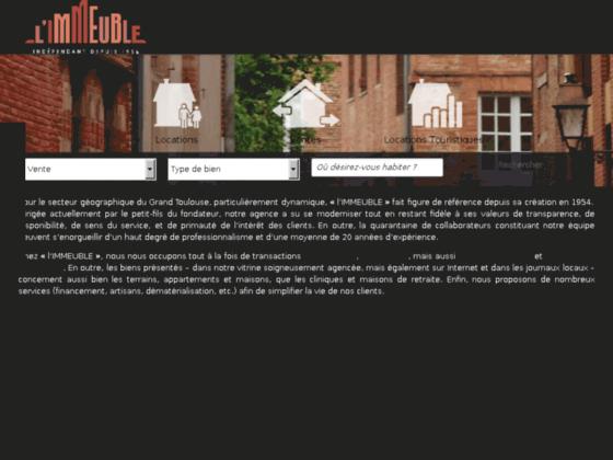 Agence immobilière Castor sur Toulouse Centre