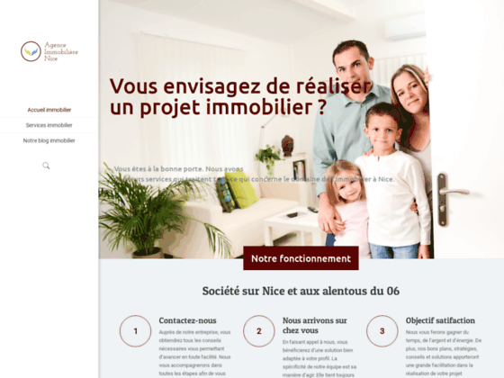 agence immobiliere nice