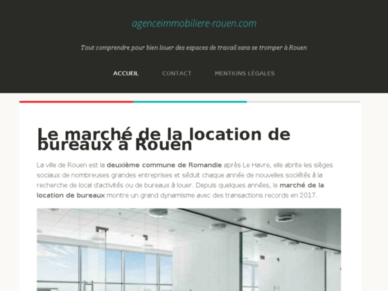 agence immobiliere rouen
