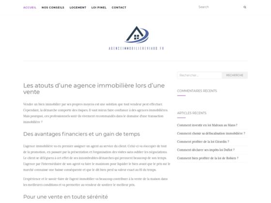Votre recherche appartement ou maison à Bergerac est notre affaire : Agence Immobilière Viaud