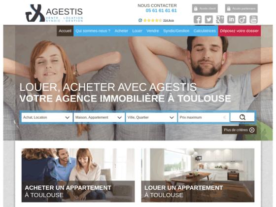 Agence immobilière Toulouse pour la location,