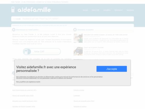 Aidefamille.fr: Montant, calcul de l' Apl,l'Ars