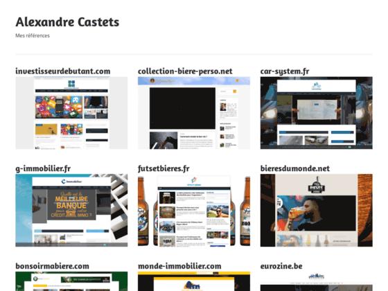 Webdesigner Graphiste indépendant | Création site