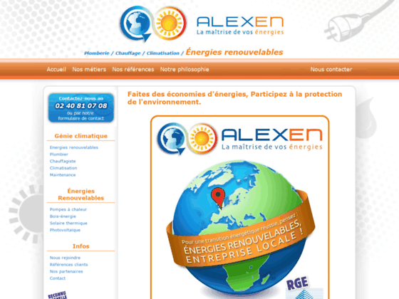 Alexen : Plomberie, Chauffage, Climatisation