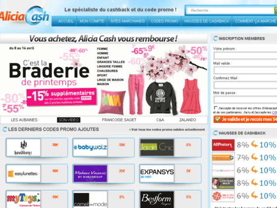 Aliciacash.com