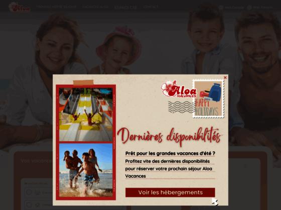 Aloa Vacances - Location Mobil-Home
