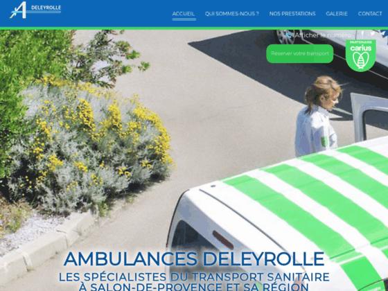 Ambulancier Salon-de-Provence