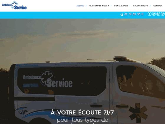 Ambulancier Honfleur - Service Ambulance