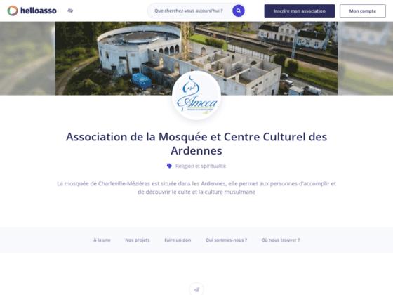 Association de la Mosquée et Centre Culturel des Ardennes
