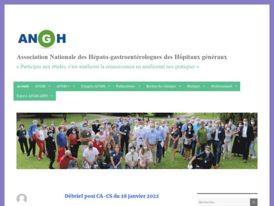 ANGH Association Hépato-Gastroentérologues Hôpitau