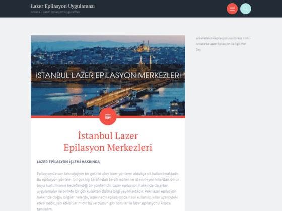 Ankara Lazer Epilasyon Merkezleri | Ankarada Lazer Epilasyon Merkezleri , Lazer Epilasyon Fiyatları