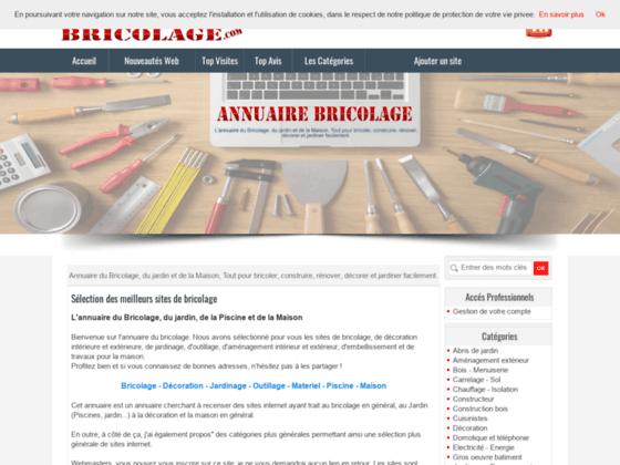 Annuaire Bricolage: Bricoler décorer jardiner